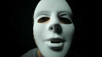 mask, persona, shadow