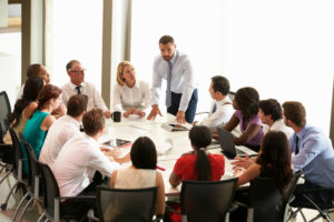 meeting; team; working in groups; leading groups