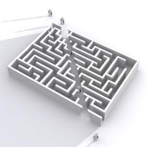 maze strategy