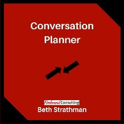 confront, conversation planner