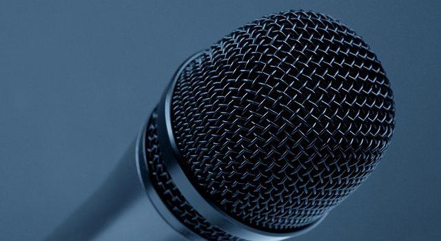 speaking, live, virtual, microphone